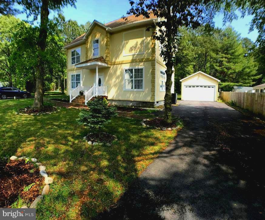 Frankford DE Single Family Home Real Estate Sales - 34667 Bethany Millers Creek Park  For Sale