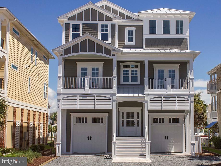 Bethany Beach DE Single Family Home Real Estate Sales - LOT 4 Fred Hudson Road   For Sale