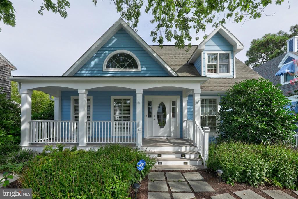 Rehoboth Beach DE Single Family Home Real Estate Sales - 49 Delaware South Rehoboth  For Sale