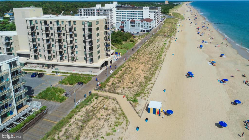 Rehoboth Beach DE Condominium Real Estate Sales - 1 Virginia North Rehoboth One Virginia Avenue For Sale