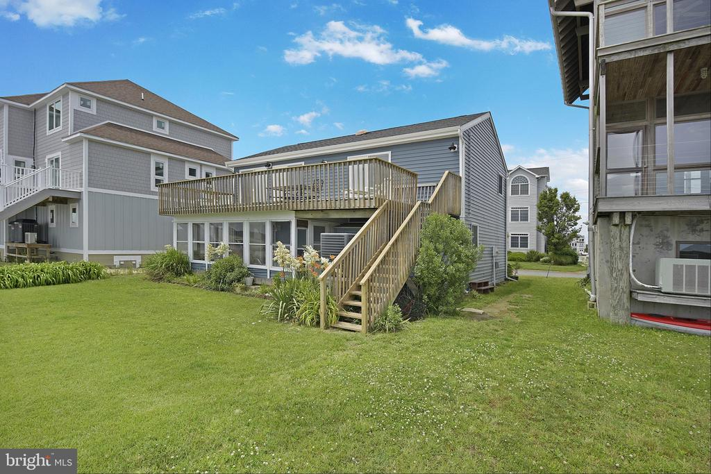 Bethany Beach DE Single Family Home Real Estate Sales - 39670 Baltimore Bayview Park  For Sale
