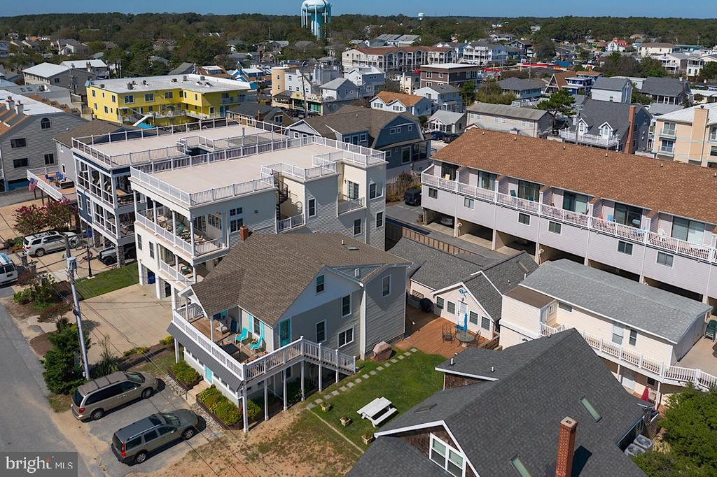 Dewey Beach DE Single Family Home Real Estate Sales - 9A Bellevue  Guthrie Iii For Sale