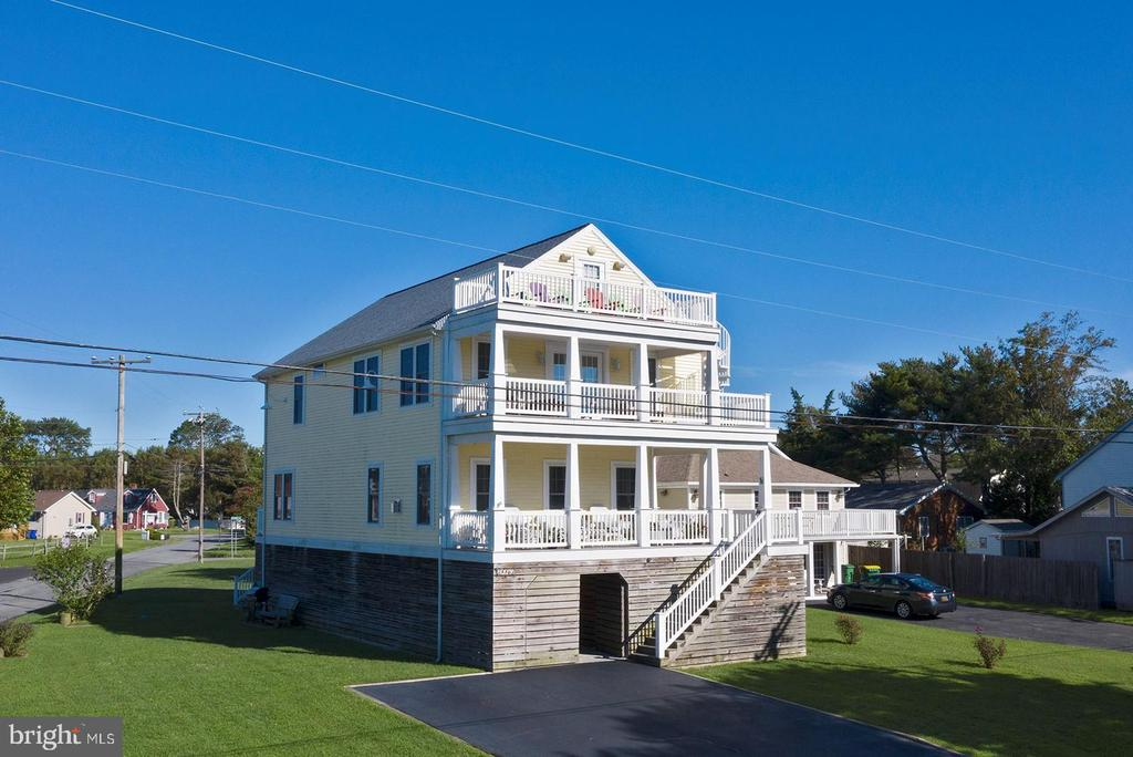 Rehoboth Beach DE Single Family Home Real Estate Sales - 21162 Andrew Ann Acres  For Sale