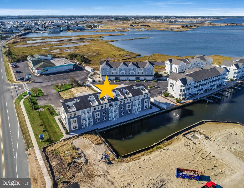 Fenwick Island DE   Real Estate Sales - 39008 Beacon Lighthouse View Lighthouse View For Sale