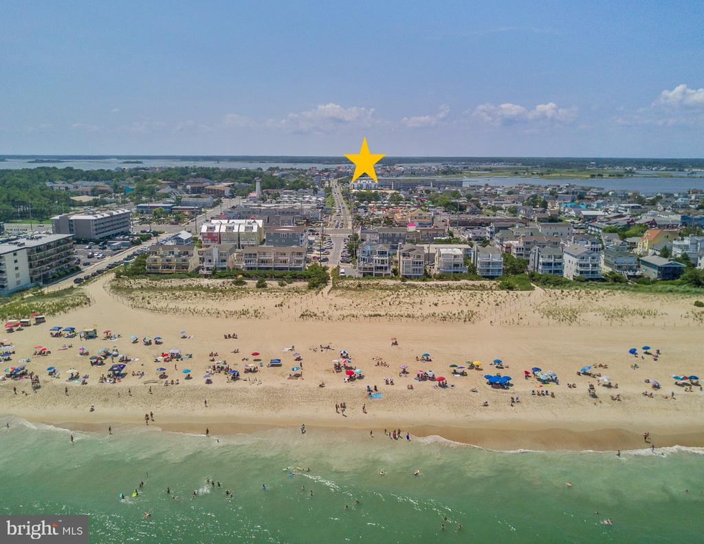 Fenwick Island DE   Real Estate Sales - 39000 Beacon Lighthouse View Lighthouse View For Sale