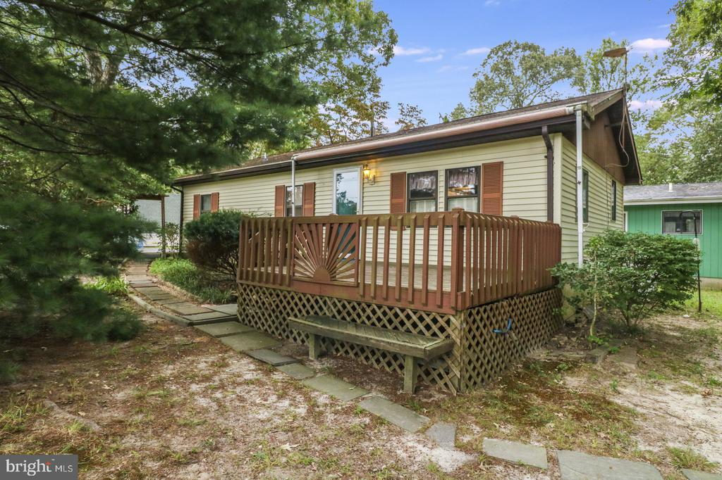 Lewes Mobile Home Real Estate Sales - 22780 Dogwood Angola By The Bay  For Sale