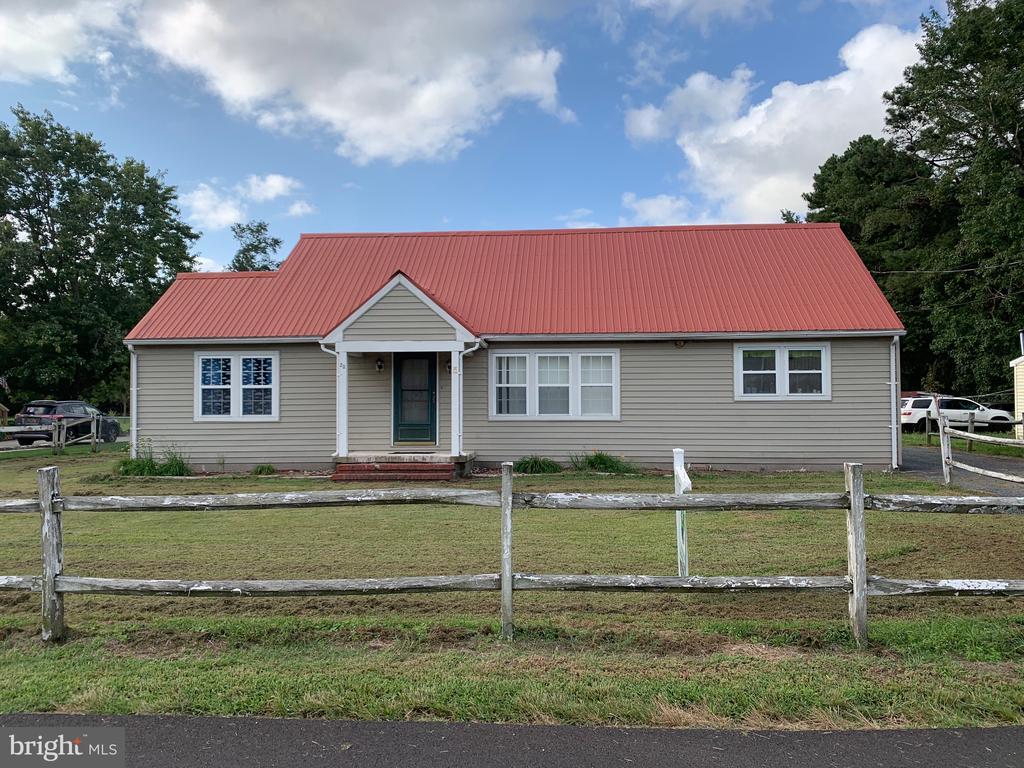 Selbyville DE Single Family Home Real Estate Sales - 23 Clendaniel   For Sale