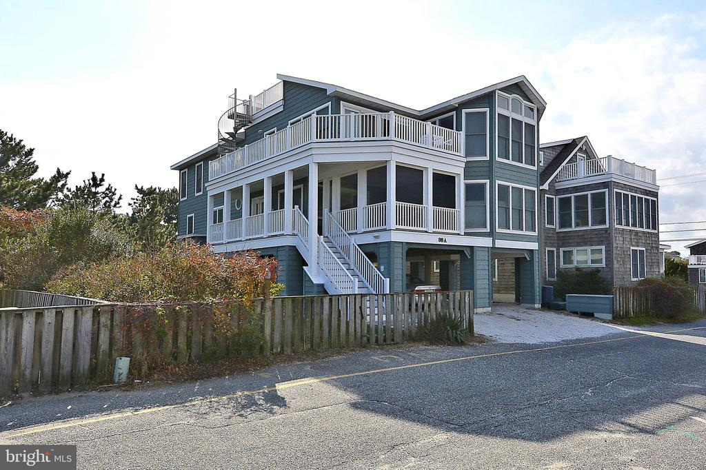 Bethany Beach DE Single Family Home Real Estate Sales - 98 Central   For Sale