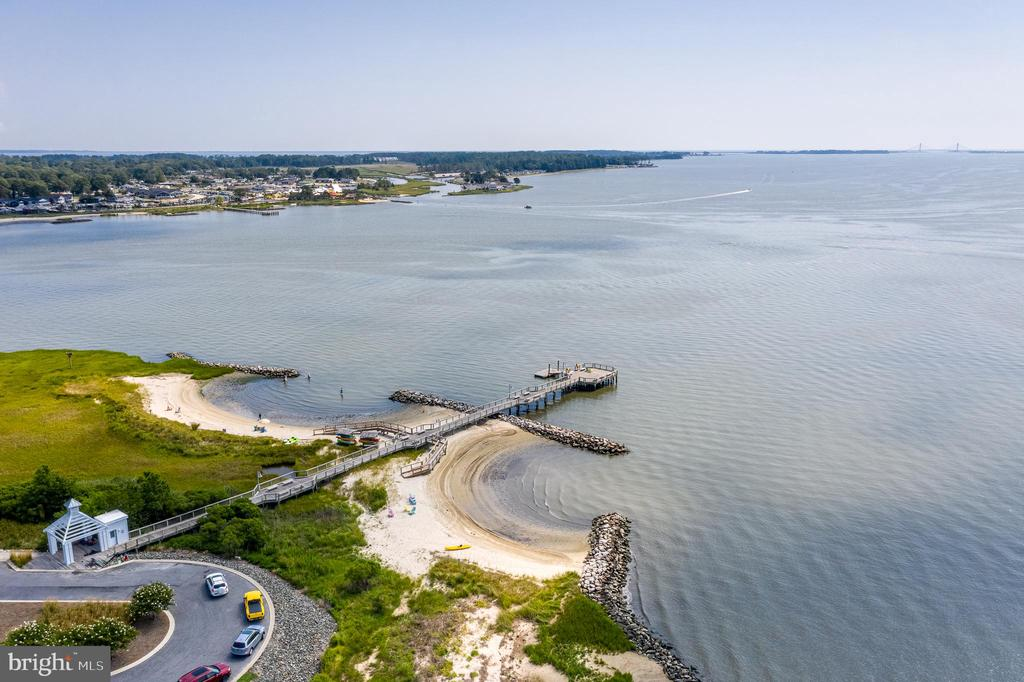 Millsboro DE Single Family Home Real Estate Sales - 33593 Sand Dollar Peninsula  For Sale