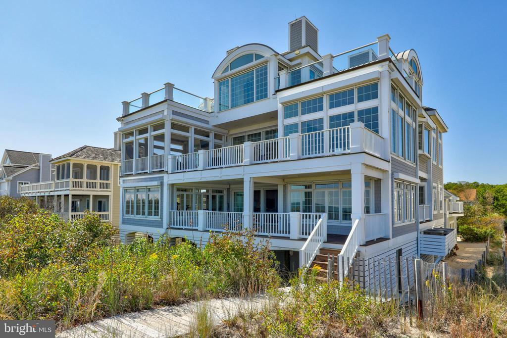 North Bethany DE Single Family Home Real Estate Sales - 39687 Seaside Bethany Village  For Sale