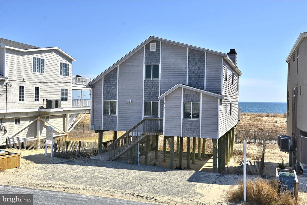 South Bethany DE Single Family Home Real Estate Sales - 304 Ocean   For Sale