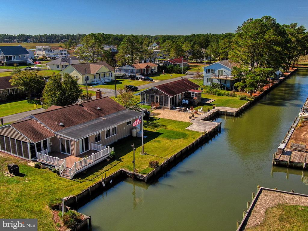 Lewes DE Single Family Home Real Estate Sales - 6 Mallard Joy Beach  For Sale