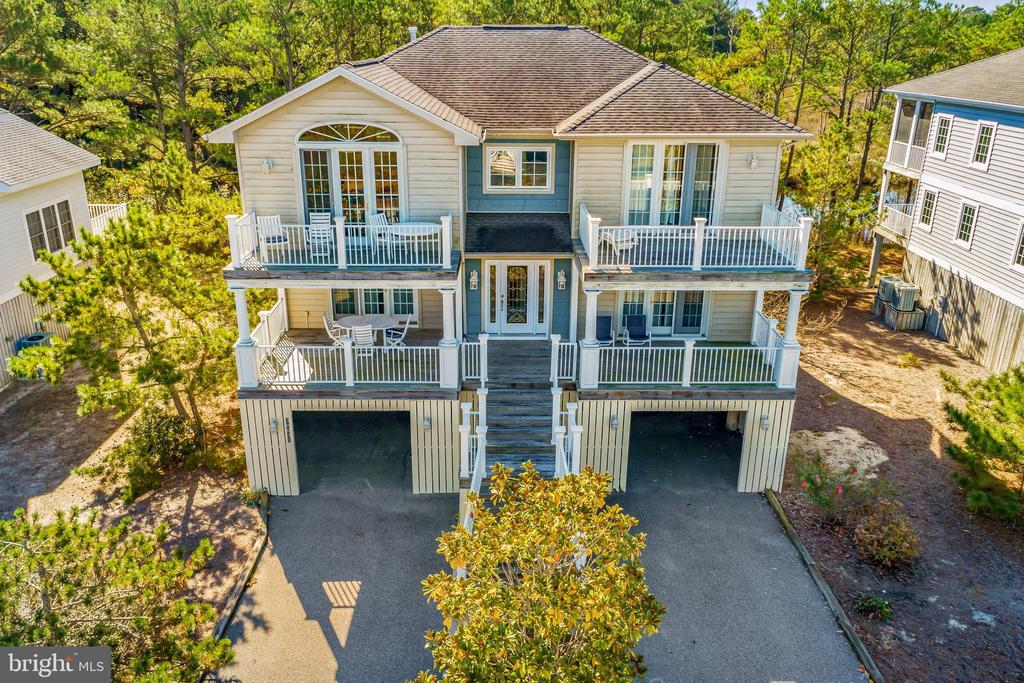 Bethany Beach DE Single Family Home Real Estate Sales - 39631 Water Works Sanctuary  For Sale