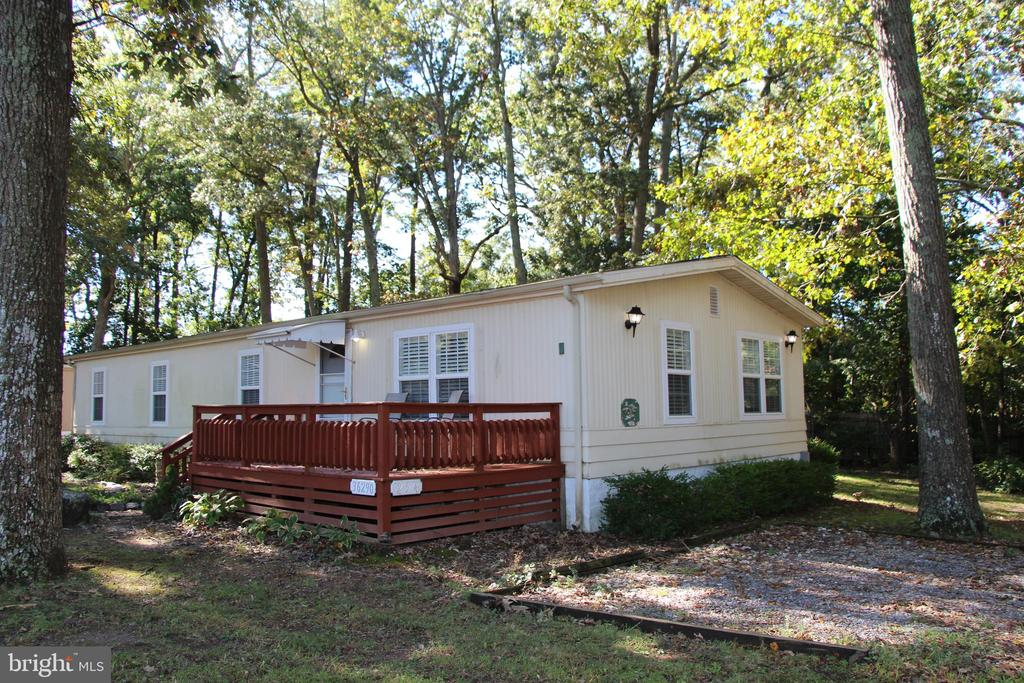Rehoboth Beach DE Mobile Home Real Estate Sales - 36290 Rolling Camelot Meadows  For Sale