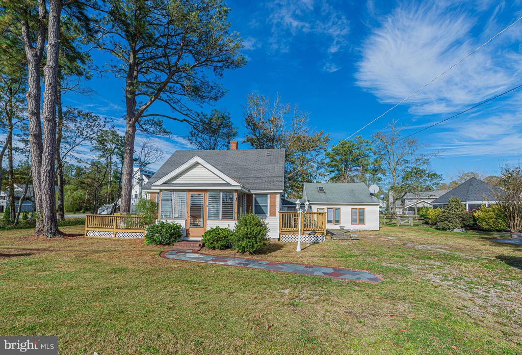 Bethany Beach DE Single Family Home Real Estate Sales - 857 Garfield   For Sale