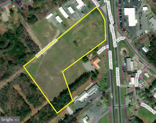 Blades DE Building Lots, Land & Acreage Real Estate Sales - Route 13   For Sale