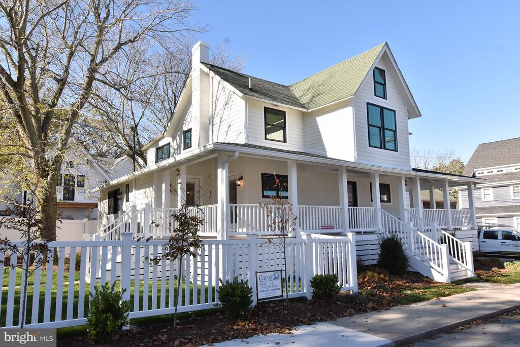 Rehoboth Beach DE Single Family Home Real Estate Sales - 34 Virginia Rehoboth Beach  For Sale