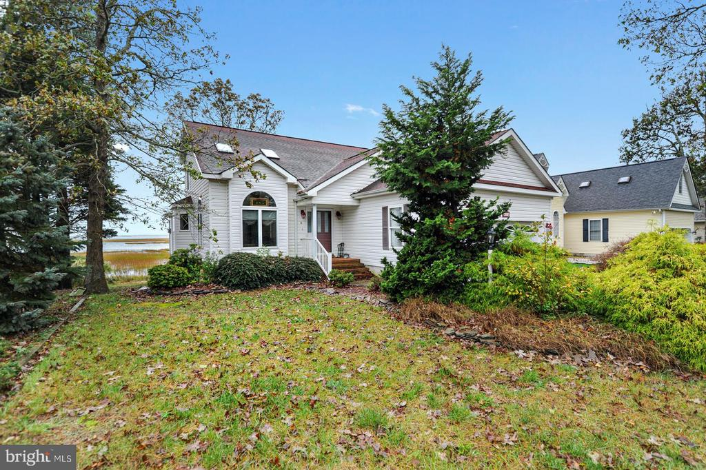 Millsboro DE Single Family Home Real Estate Sales - 14 Cove View High View  For Sale