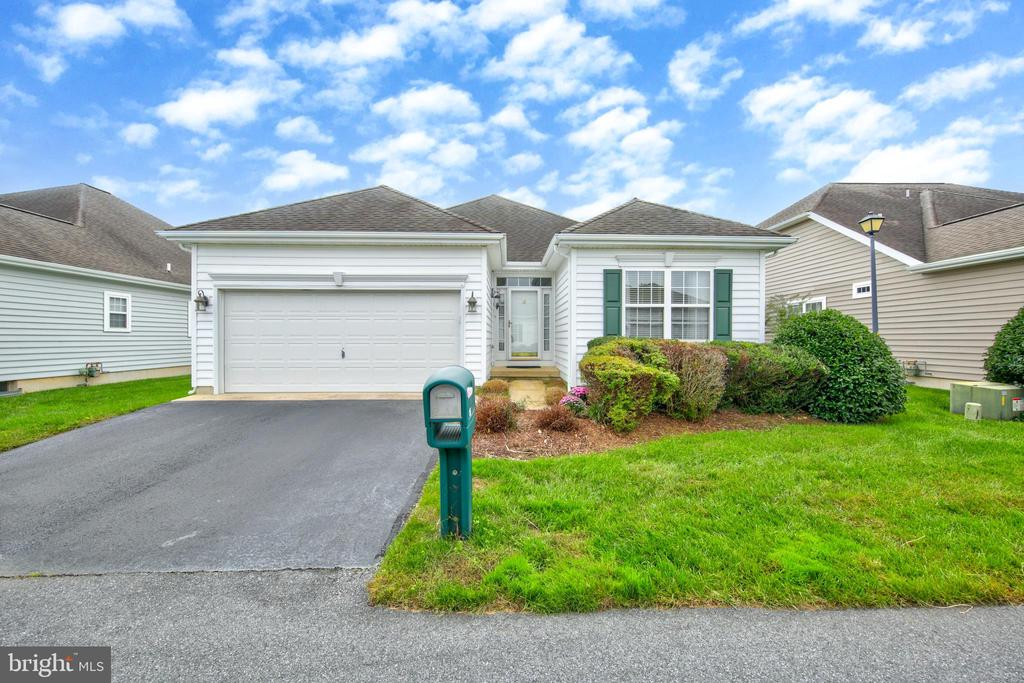 Rehoboth Beach DE Single Family Home Real Estate Sales - 16 Adriatic Estates Of Sea Chase  For Sale
