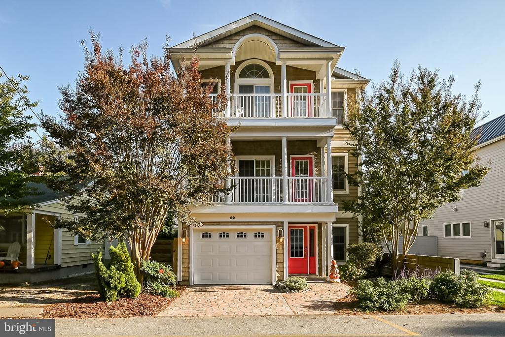 Rehoboth Beach DE Single Family Home Real Estate Sales - 52 Sussex North Rehoboth  For Sale