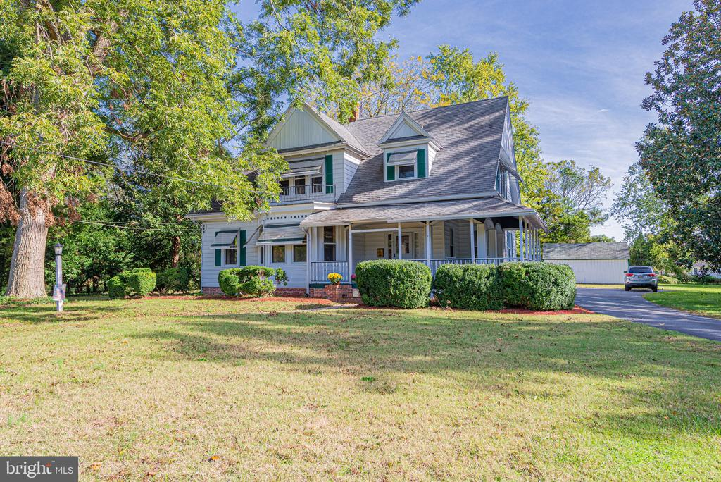 Georgetown DE Single Family Home Real Estate Sales - 229 S Bedford St   For Sale