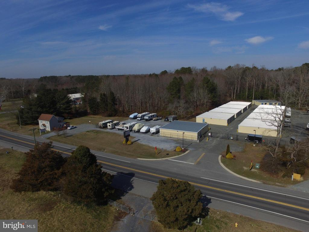 Frankford Commercial Industrial Real Estate Sales - 36097 Zion church road   For Sale
