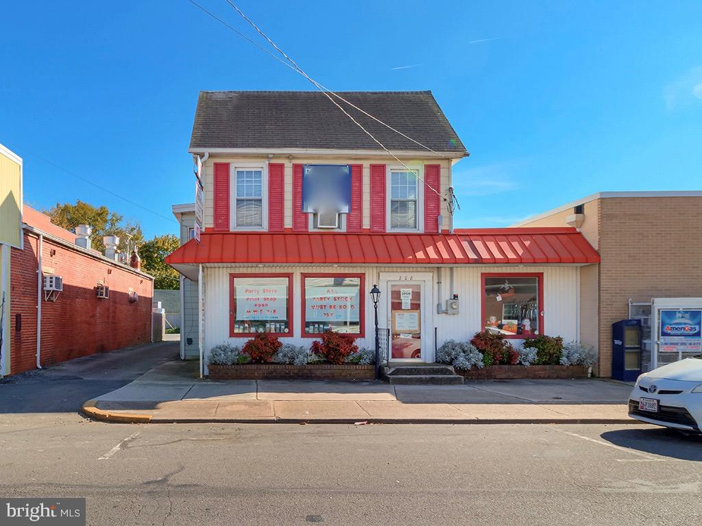 Millsboro DE Commercial Industrial Real Estate Sales - 208 Main   For Sale