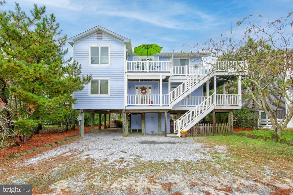 South Bethany DE Single Family Home Real Estate Sales - 7 3rd South Bethany Harbor  For Sale
