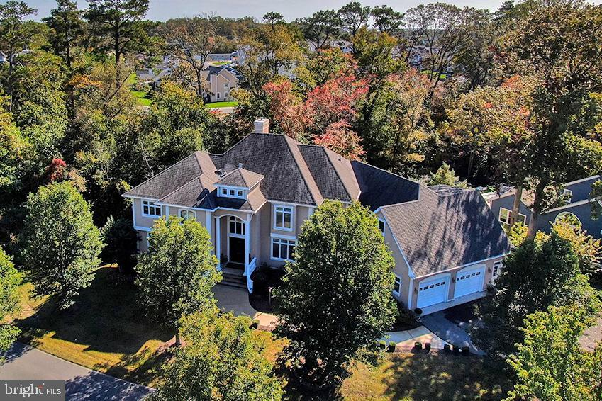 Rehoboth Beach DE Single Family Home Real Estate Sales - 1 Patriots Kings Creek Country Club  For Sale