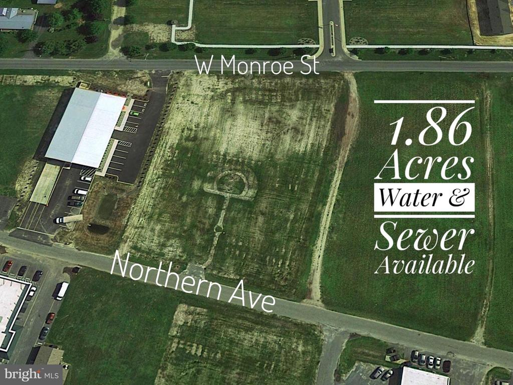 Millsboro DE Commercial Industrial Real Estate Sales - 1281 Northern   For Sale