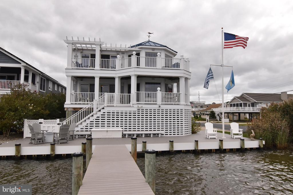 Fenwick Island DE Single Family Home Real Estate Sales - 1500 Bay   For Sale