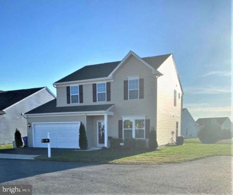 Millsboro DE Single Family Home Real Estate Sales - 100 Lauras Villages At Millwood  For Sale