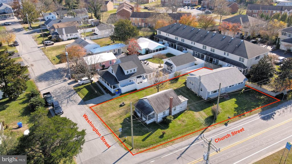 Rehoboth Beach DE Commercial Industrial Real Estate Sales - 37480 Washington Washington Heights  For Sale