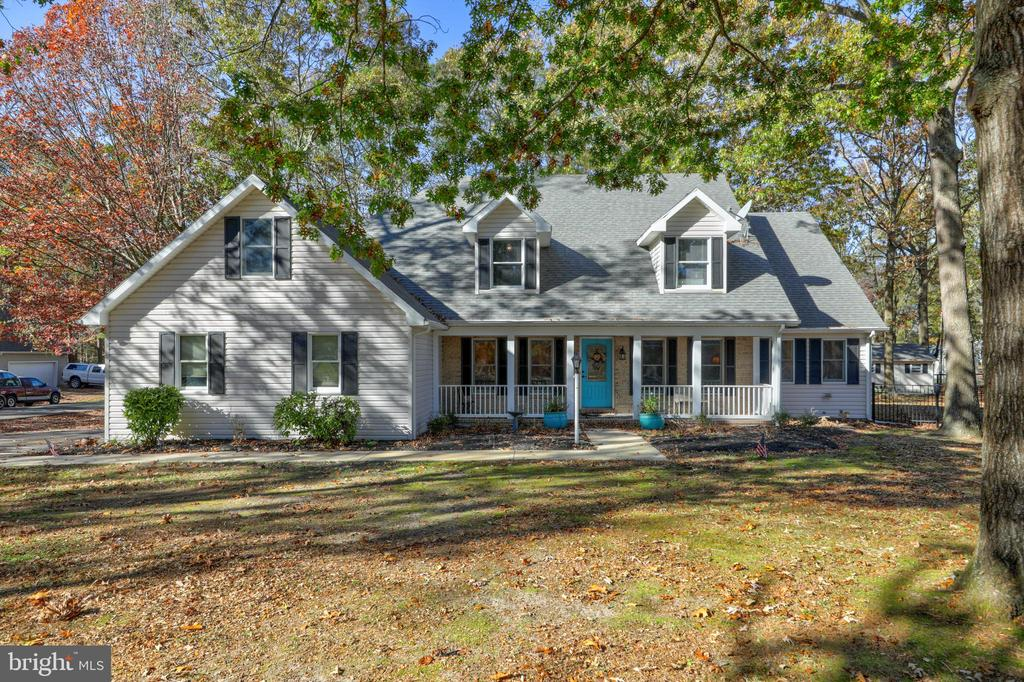 Dagsboro Single Family Home Real Estate Sales - 202 Manor Mallard Creek  For Sale