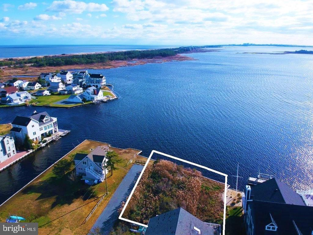 Bethany Beach DE Building Lots, Land & Acreage Real Estate Sales - Lot 9 Andrew Street Bayview Park  For Sale