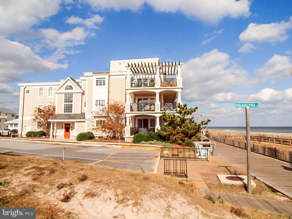 Rehoboth Beach DE Condominium Real Estate Sales - 319 Boardwalk South Rehoboth  For Sale