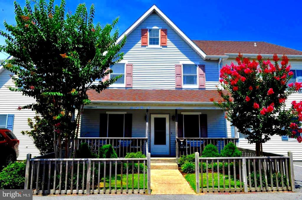 Rehoboth Beach DE   Real Estate Sales - 406 King Charles South Rehoboth Charles Place For Sale