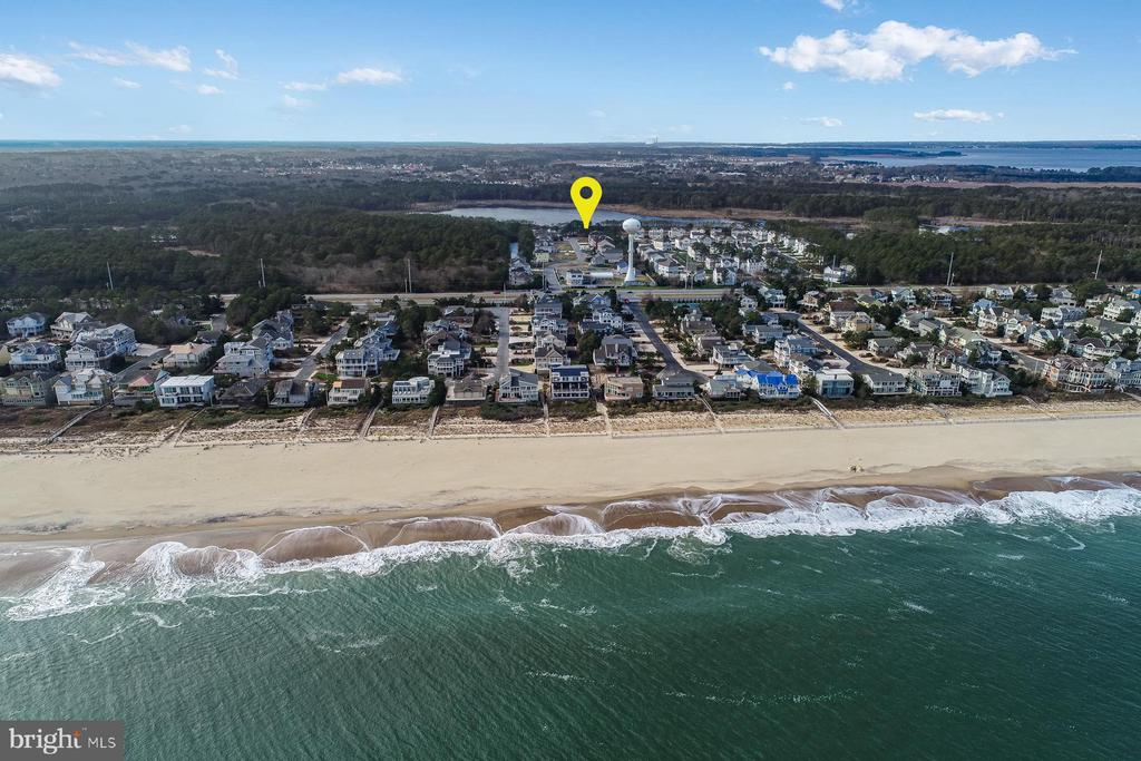Bethany Beach DE Building Lots, Land & Acreage Real Estate Sales - 39632 Water Works Sanctuary  For Sale