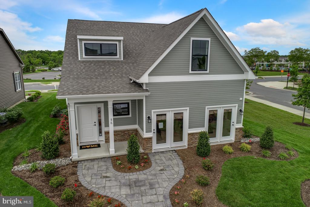 Bridgeville DE Single Family Home Real Estate Sales - 110 Waterside Heritage Shores  For Sale