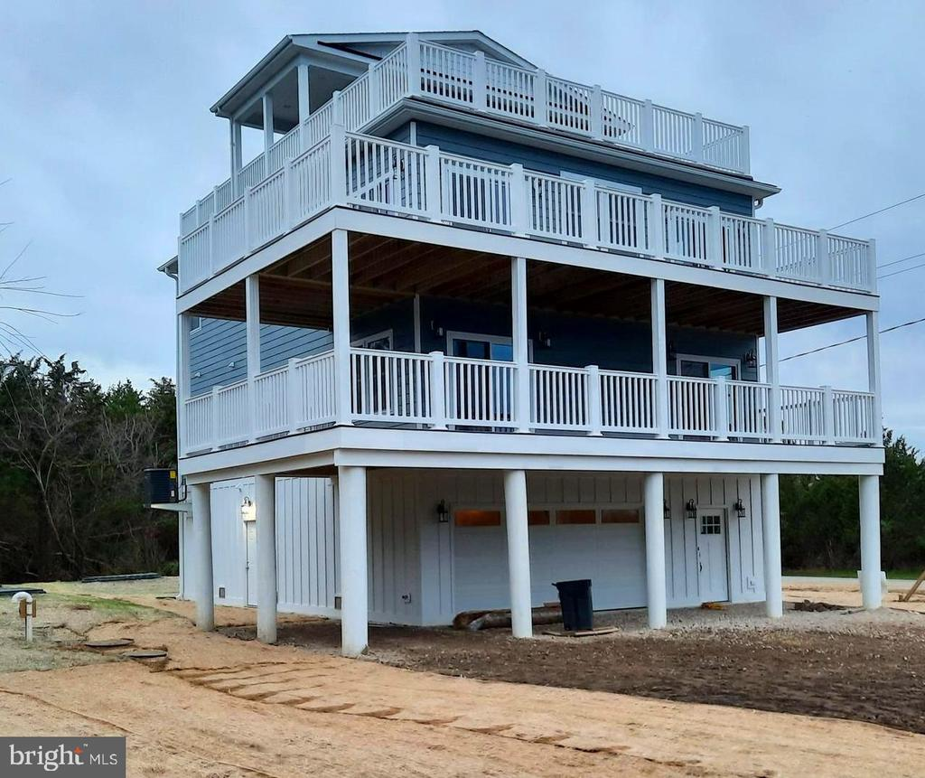 Milford DE Single Family Home Real Estate Sales - 102 Horseshoe Crab Slaughter Beach  For Sale