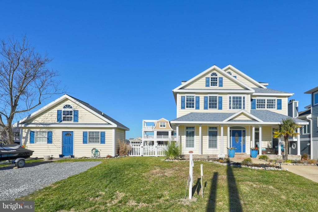 Bethany Beach DE Single Family Home Real Estate Sales - 105 Kent   For Sale