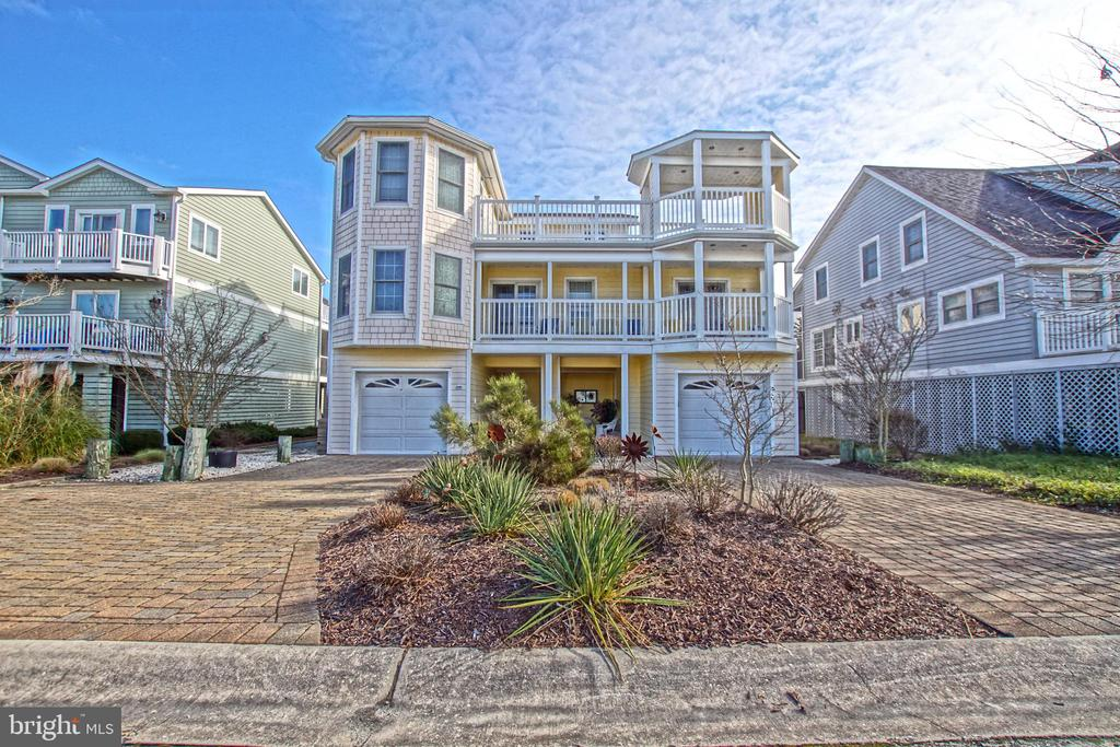Lewes DE Single Family Home Real Estate Sales - 528 Cape Shores Cape Shores  For Sale