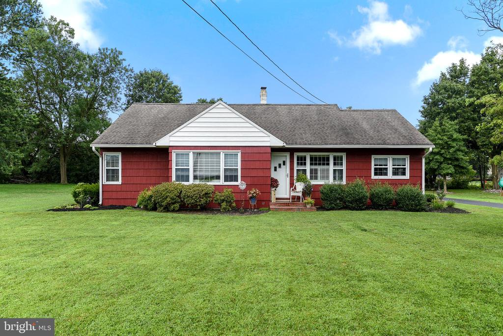 Bridgeville DE Single Family Home Real Estate Sales - 502 Main   For Sale
