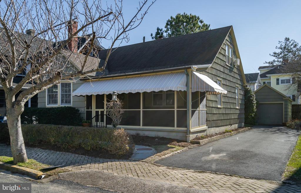 Rehoboth Beach DE Single Family Home Real Estate Sales - 28 Virginia North Rehoboth  For Sale