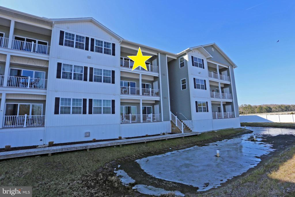 Lewes DE Condominium Real Estate Sales - 33707 Skiff Alley Residences Of Rehoboth Bay  For Sale