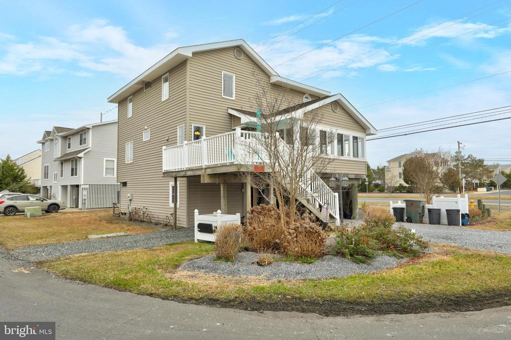 South Bethany DE Single Family Home Real Estate Sales - 106 Tern Tern Landing  For Sale