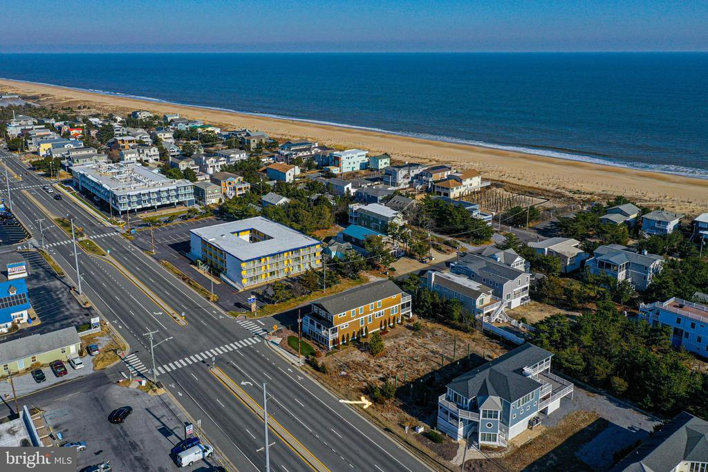 Fenwick Island DE Building Lots, Land & Acreage Real Estate Sales - 1307 Coastal   For Sale