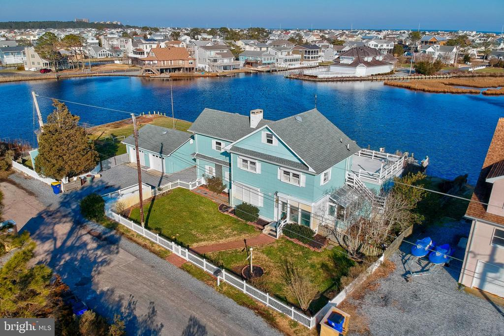 Bethany Beach DE Single Family Home Real Estate Sales - 34892 Alda Bay View Park  For Sale