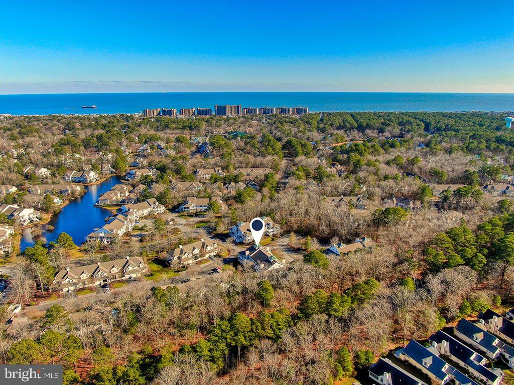 Bethany Beach DE Condominium Real Estate Sales - 33486 Canal Sea Colony West Sea Colony West For Sale
