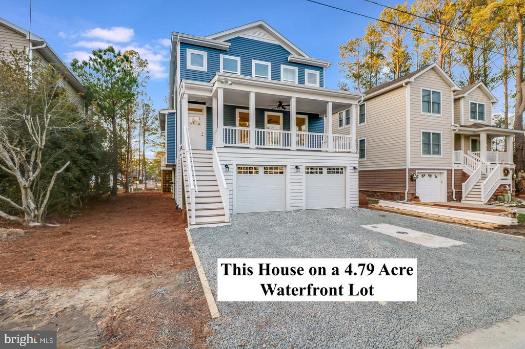 Lewes DE Single Family Home Real Estate Sales - 34894 Sands Mulberry Knoll  For Sale